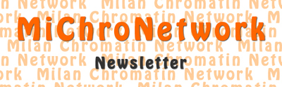 MiChroNetwork Newsletter